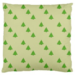 Christmas Wrapping Paper Pattern Standard Flano Cushion Case (one Side)