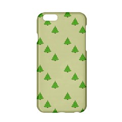 Christmas Wrapping Paper Pattern Apple iPhone 6/6S Hardshell Case