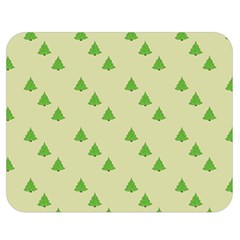 Christmas Wrapping Paper Pattern Double Sided Flano Blanket (Medium)