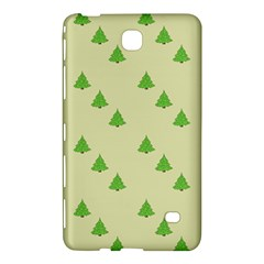 Christmas Wrapping Paper Pattern Samsung Galaxy Tab 4 (7 ) Hardshell Case