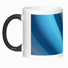 Abstract Pattern Lines Wave Morph Mugs