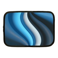 Abstract Pattern Lines Wave Netbook Case (Medium)