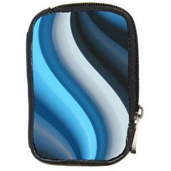 Abstract Pattern Lines Wave Compact Camera Cases