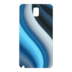 Abstract Pattern Lines Wave Samsung Galaxy Note 3 N9005 Hardshell Back Case
