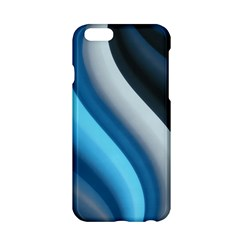 Abstract Pattern Lines Wave Apple Iphone 6/6s Hardshell Case