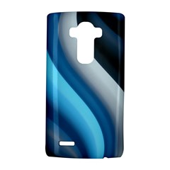 Abstract Pattern Lines Wave LG G4 Hardshell Case