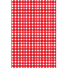 Pattern Diamonds Box Red 5.5  x 8.5  Notebooks