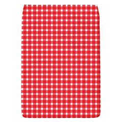 Pattern Diamonds Box Red Flap Covers (s)
