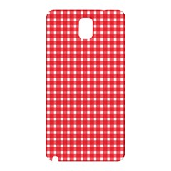 Pattern Diamonds Box Red Samsung Galaxy Note 3 N9005 Hardshell Back Case