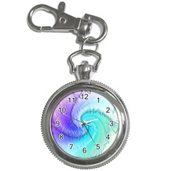 Background Colorful Scrapbook Paper Key Chain Watches