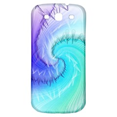 Background Colorful Scrapbook Paper Samsung Galaxy S3 S Iii Classic Hardshell Back Case