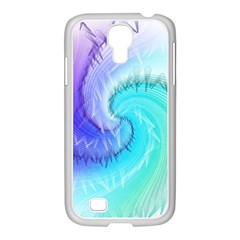Background Colorful Scrapbook Paper Samsung Galaxy S4 I9500/ I9505 Case (white)