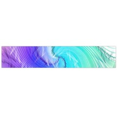 Background Colorful Scrapbook Paper Flano Scarf (large)