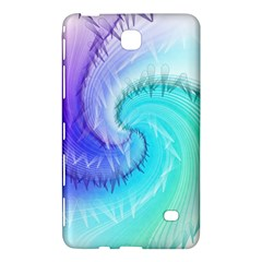 Background Colorful Scrapbook Paper Samsung Galaxy Tab 4 (8 ) Hardshell Case