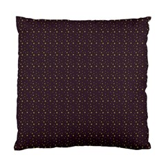 Pattern Background Star Standard Cushion Case (two Sides)