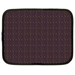 Pattern Background Star Netbook Case (xxl)