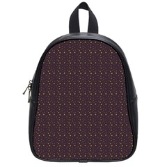 Pattern Background Star School Bags (Small)