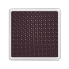 Pattern Background Star Memory Card Reader (square)