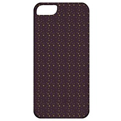 Pattern Background Star Apple Iphone 5 Classic Hardshell Case