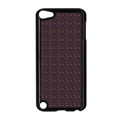 Pattern Background Star Apple Ipod Touch 5 Case (black)