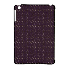 Pattern Background Star Apple Ipad Mini Hardshell Case (compatible With Smart Cover)