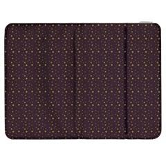 Pattern Background Star Samsung Galaxy Tab 7  P1000 Flip Case
