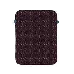 Pattern Background Star Apple Ipad 2/3/4 Protective Soft Cases