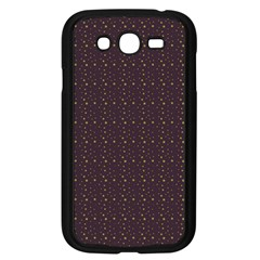 Pattern Background Star Samsung Galaxy Grand Duos I9082 Case (black)