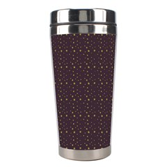 Pattern Background Star Stainless Steel Travel Tumblers