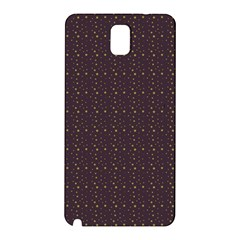 Pattern Background Star Samsung Galaxy Note 3 N9005 Hardshell Back Case