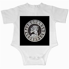 Pattern Motif Decor Infant Creepers