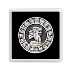 Pattern Motif Decor Memory Card Reader (Square)