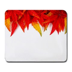 Abstract Autumn Background Bright Large Mousepads