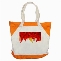Abstract Autumn Background Bright Accent Tote Bag