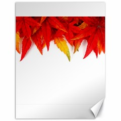 Abstract Autumn Background Bright Canvas 18  X 24
