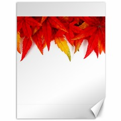 Abstract Autumn Background Bright Canvas 36  X 48