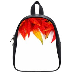 Abstract Autumn Background Bright School Bags (small)