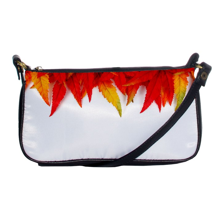 Abstract Autumn Background Bright Shoulder Clutch Bags