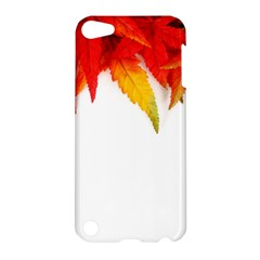 Abstract Autumn Background Bright Apple Ipod Touch 5 Hardshell Case