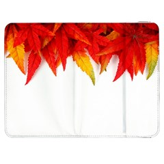 Abstract Autumn Background Bright Samsung Galaxy Tab 7  P1000 Flip Case