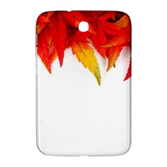 Abstract Autumn Background Bright Samsung Galaxy Note 8.0 N5100 Hardshell Case