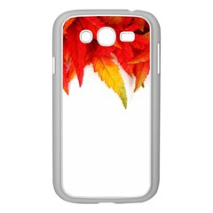 Abstract Autumn Background Bright Samsung Galaxy Grand DUOS I9082 Case (White)