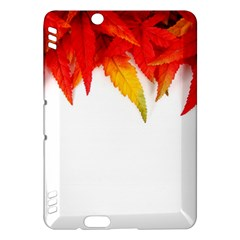 Abstract Autumn Background Bright Kindle Fire Hdx Hardshell Case