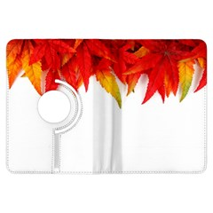 Abstract Autumn Background Bright Kindle Fire HDX Flip 360 Case