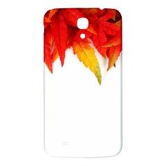Abstract Autumn Background Bright Samsung Galaxy Mega I9200 Hardshell Back Case