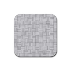 Flooring Household Pattern Rubber Coaster (square)