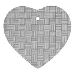Flooring Household Pattern Heart Ornament (two Sides)