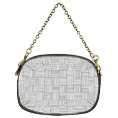 Flooring Household Pattern Chain Purses (One Side)