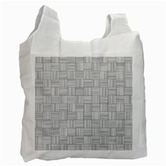 Flooring Household Pattern Recycle Bag (two Side)