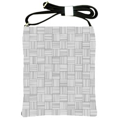Flooring Household Pattern Shoulder Sling Bags